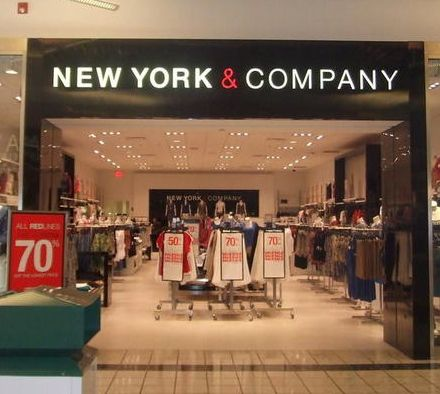 New York and Company gift card (one of the few places I can find ...