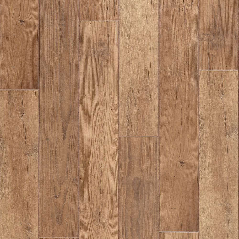 I like this warm wood color laminate floor home for Mannington laminate flooring