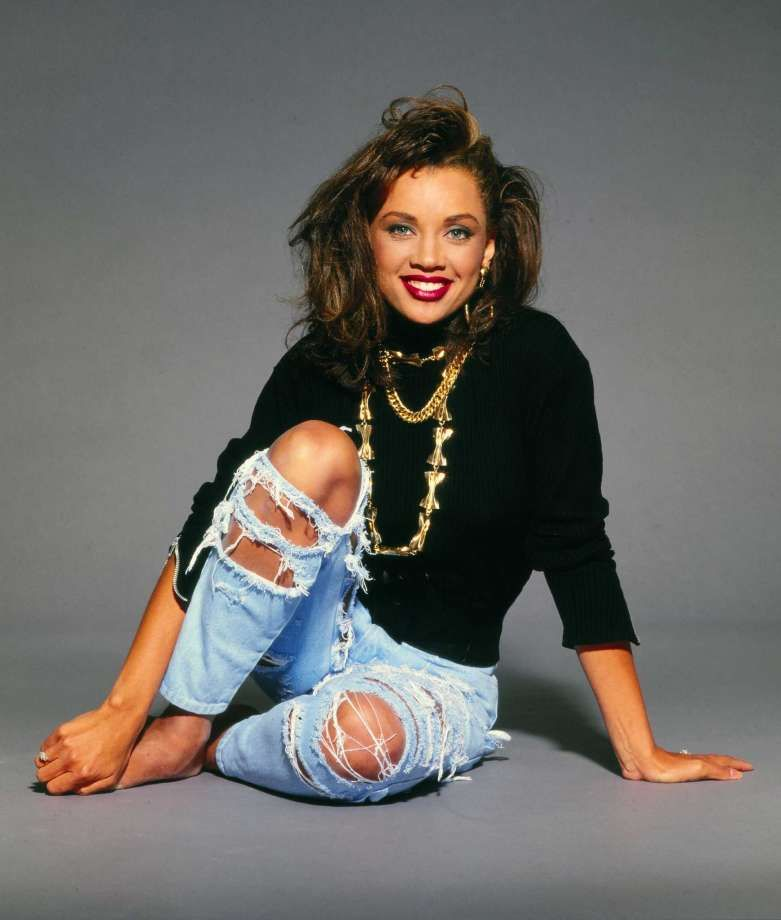 Female R B Singers Of The 90s Vanessa Williams Black Actresses