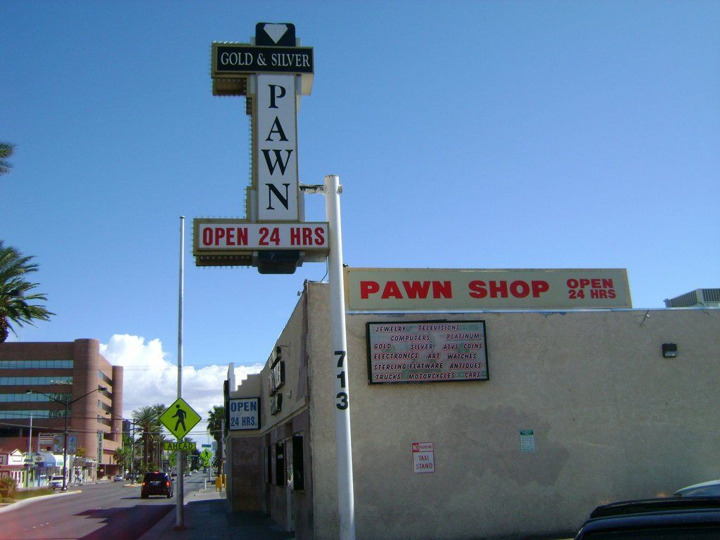 Pawn Shop Las Vegas Flamingo
