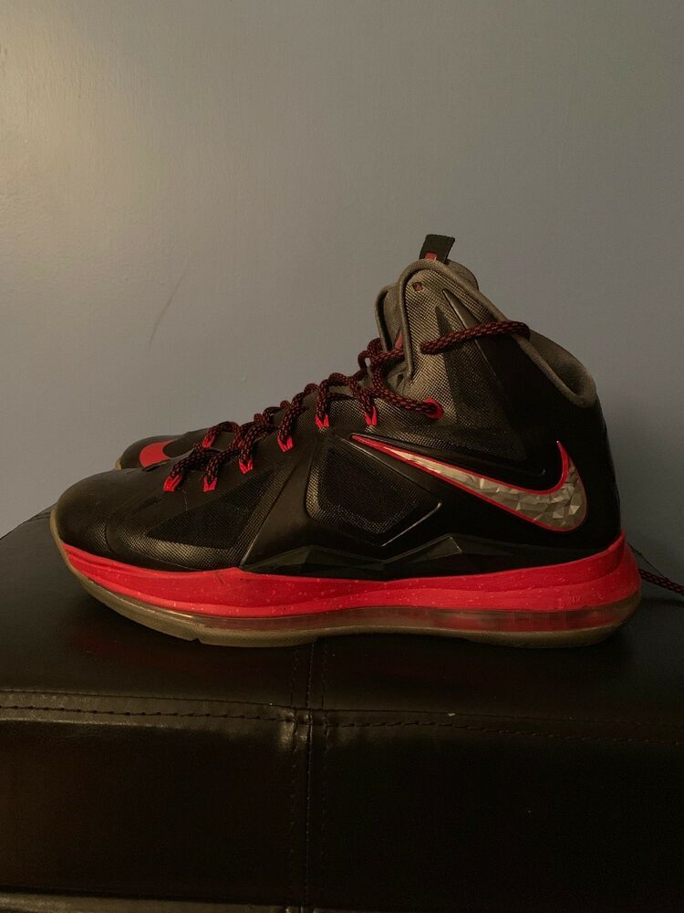 4155cd3bace23 Lebron James X Size 10.5 Nike Shoes  fashion  clothing  shoes  accessories   mensshoes  athleticshoes (ebay link)