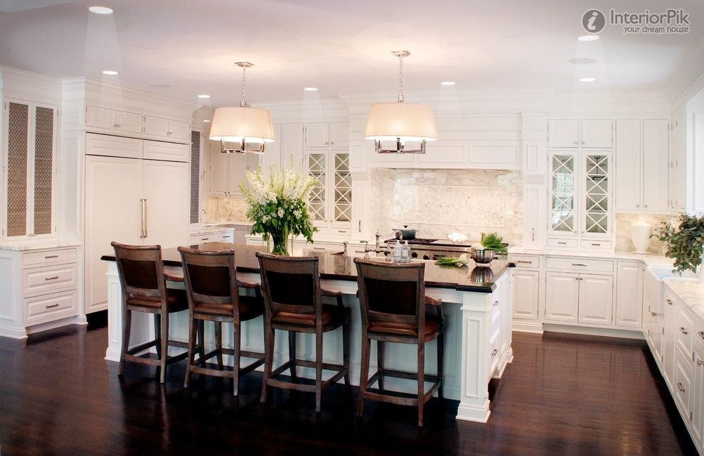 We can sum up that the 15 traditional and white farmhouse kitchen designs are