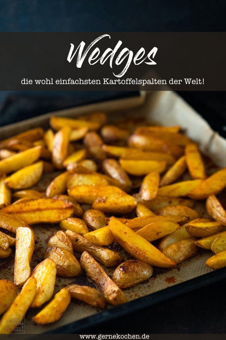 Rezept: Potato Wedges - die leckersten und einfachsten - Gernekochen.de