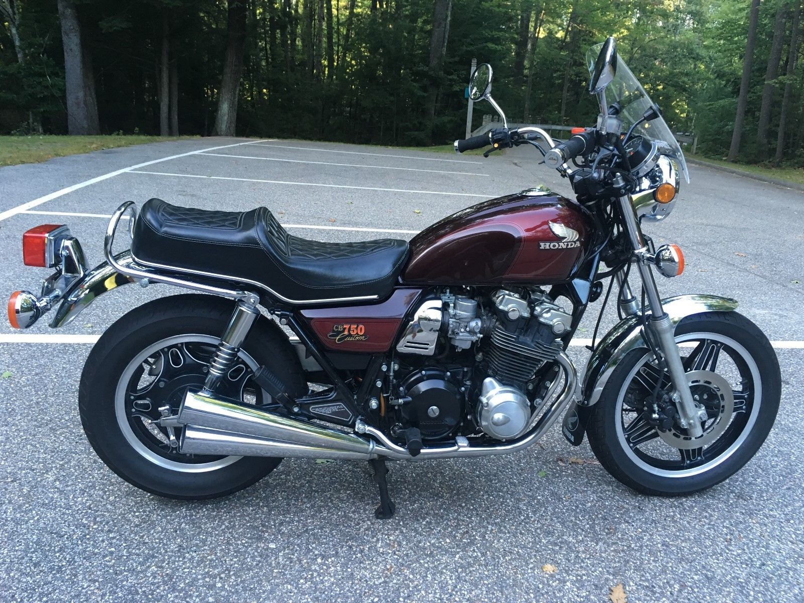 Pin By Carla Martinez On Cars Pinterest Honda Cb And 1970 Silver Wing Motorcycles 1982 Ebay Cb750 Vintage Bikes For Sale Buy