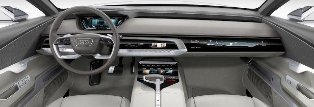 2019 Audi S7 Interior Redesign