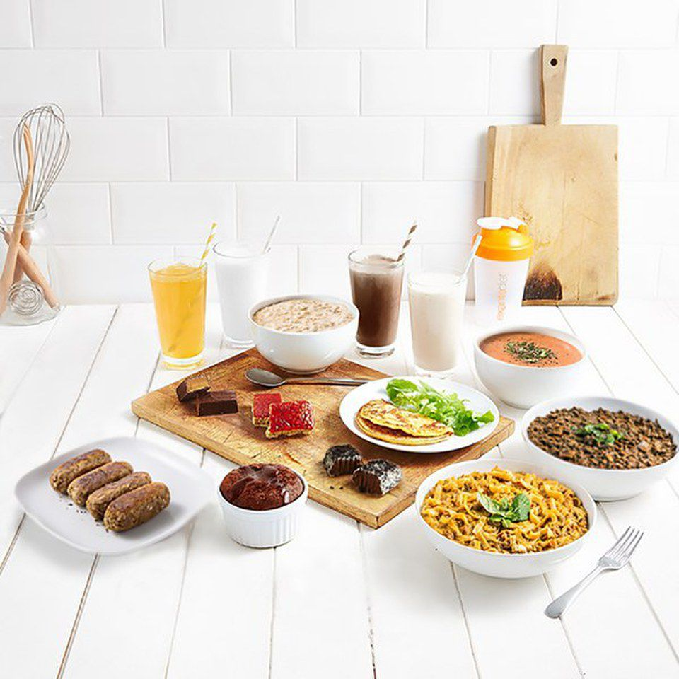 Exante Diet 2 Week Sam Bailey Diet Pack Affordable Food Meal Replacement Diets Diet Pasta