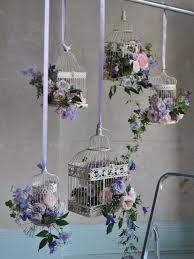 Resultado de imagem para flores suspensas decoração