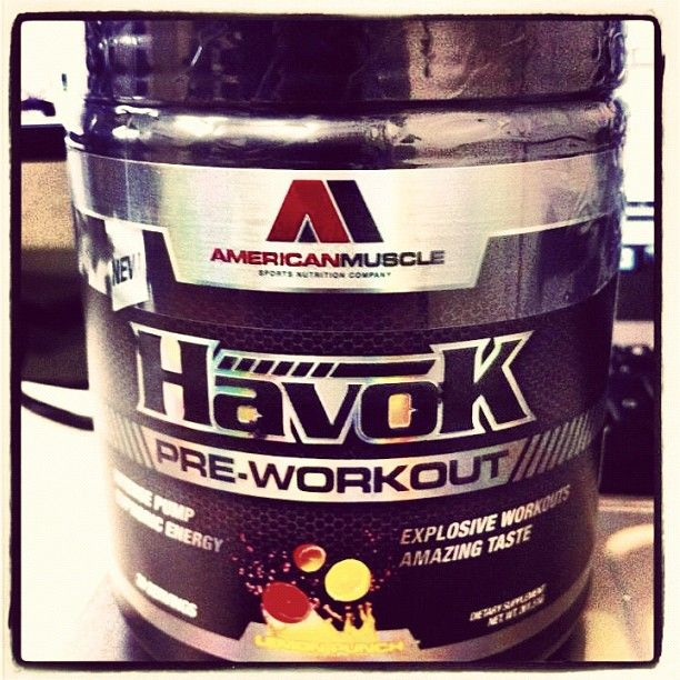 Havok Pre Workout Eoua Blog