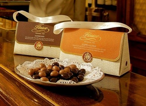 Espresso Dragées 50 Gr Fine Roasted Arabica Coffee Beans
