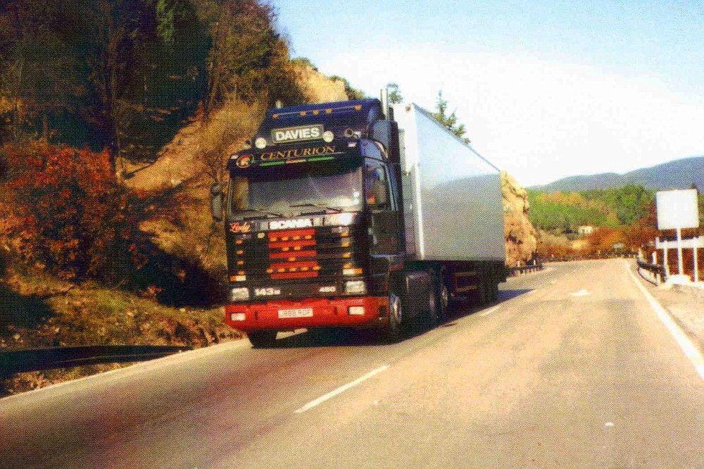 Ralph Davies International Ltd Cheltenham Gloucestershire England Classic Trucks Centurion Trucks