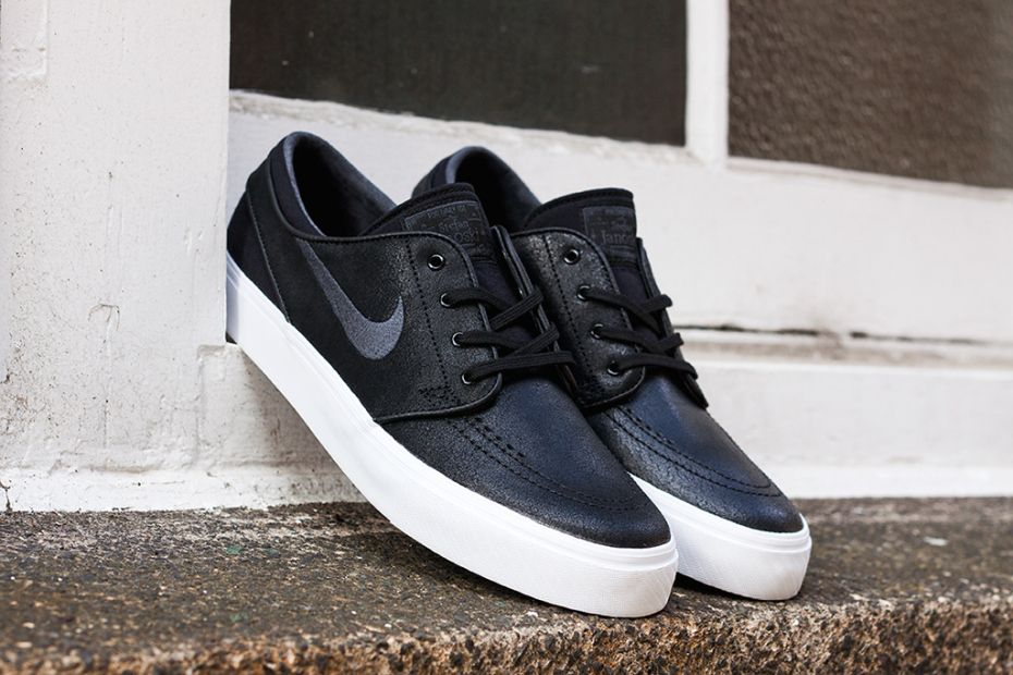 Nike SB Zoom Air Stefan Janoski Black Anthracite