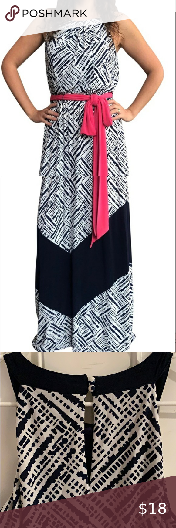Vince Camuto Maxi Dress Maxi Dress Pattern Maxi Dress Dresses [ 1740 x 580 Pixel ]
