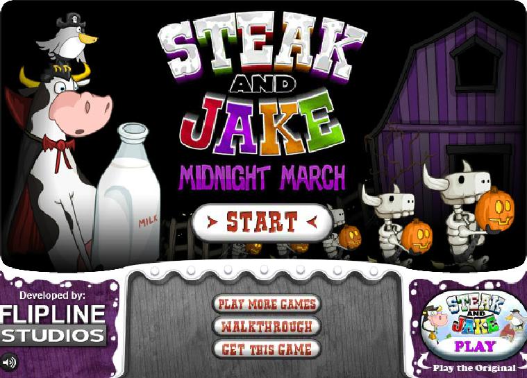 Steak and Jake Midnight March
