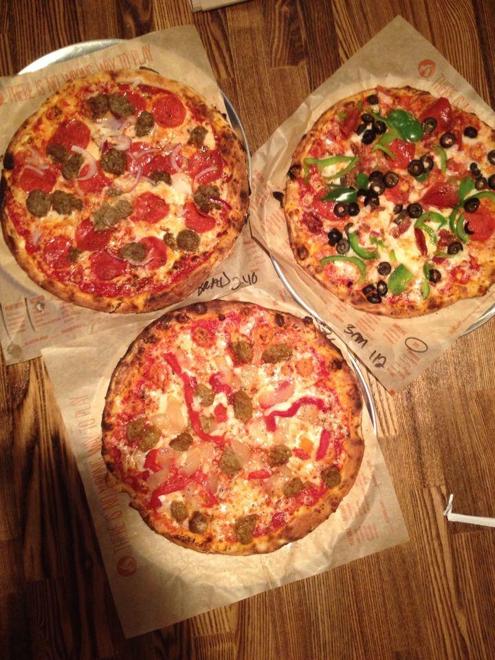 Blaze pizza in chicago il pizza pizza and more