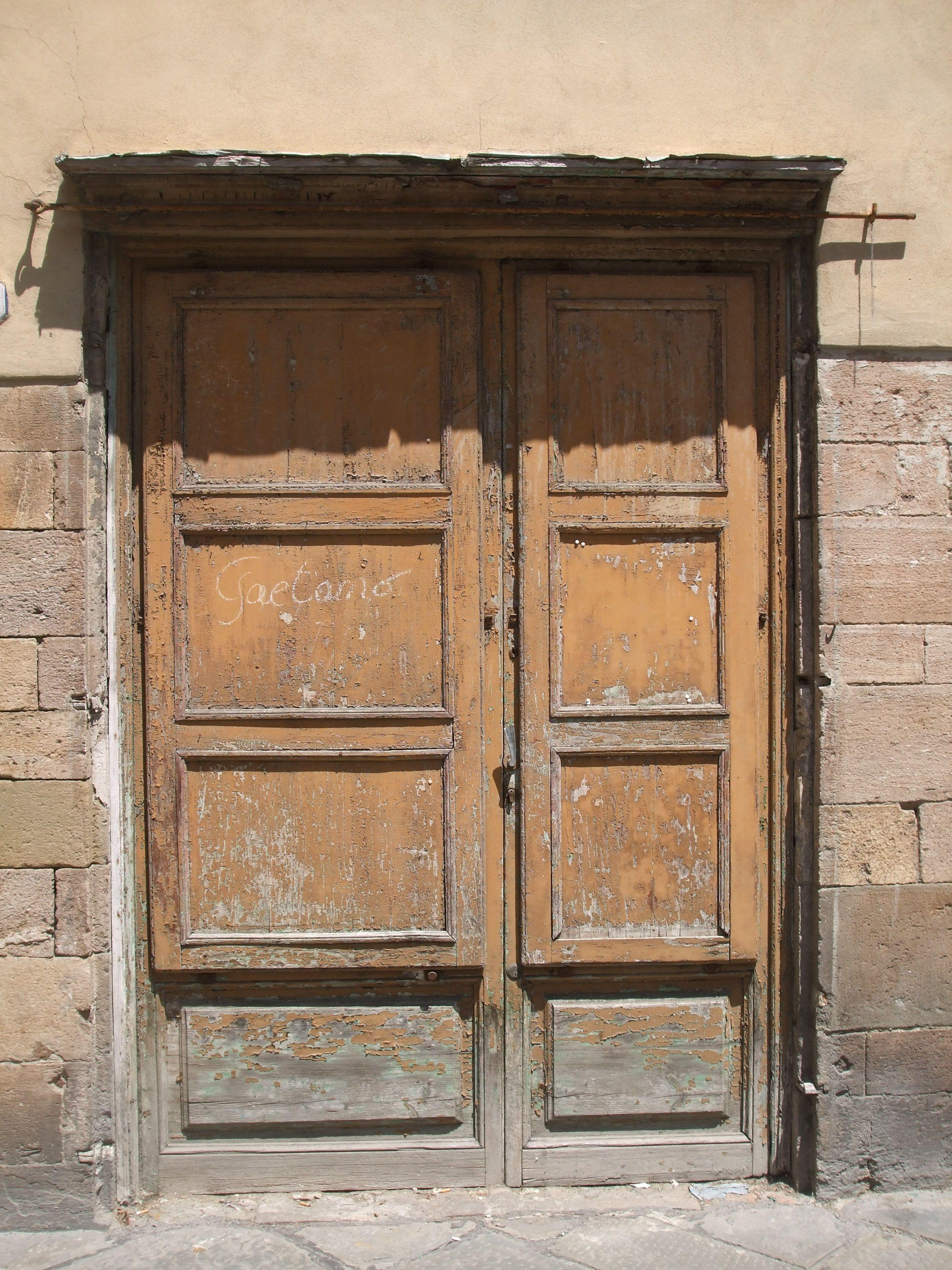 door in Toscane