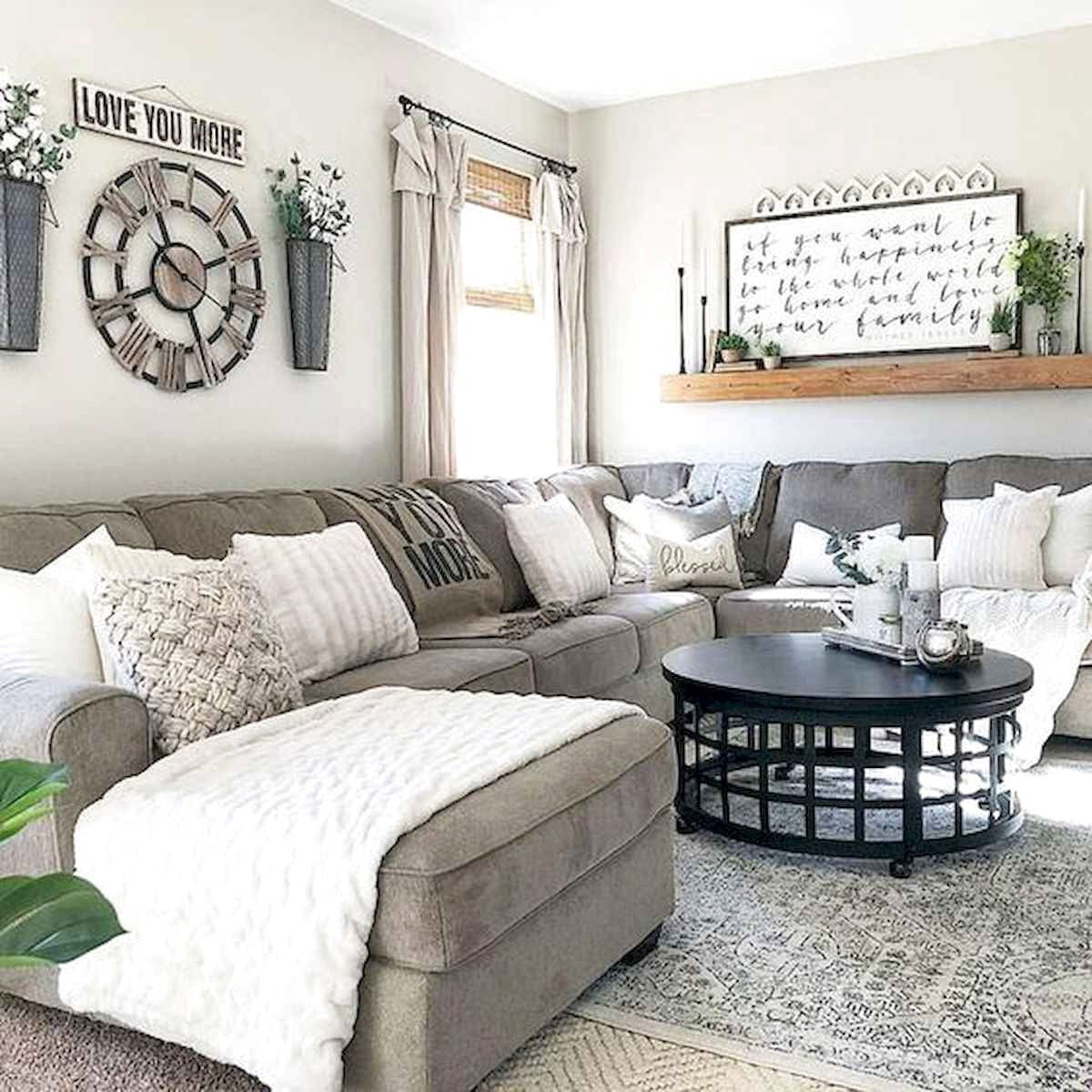 Photo of ✔57 Favorite modern farmhouse living room decorating ideas and makeover, #farm #Favori …