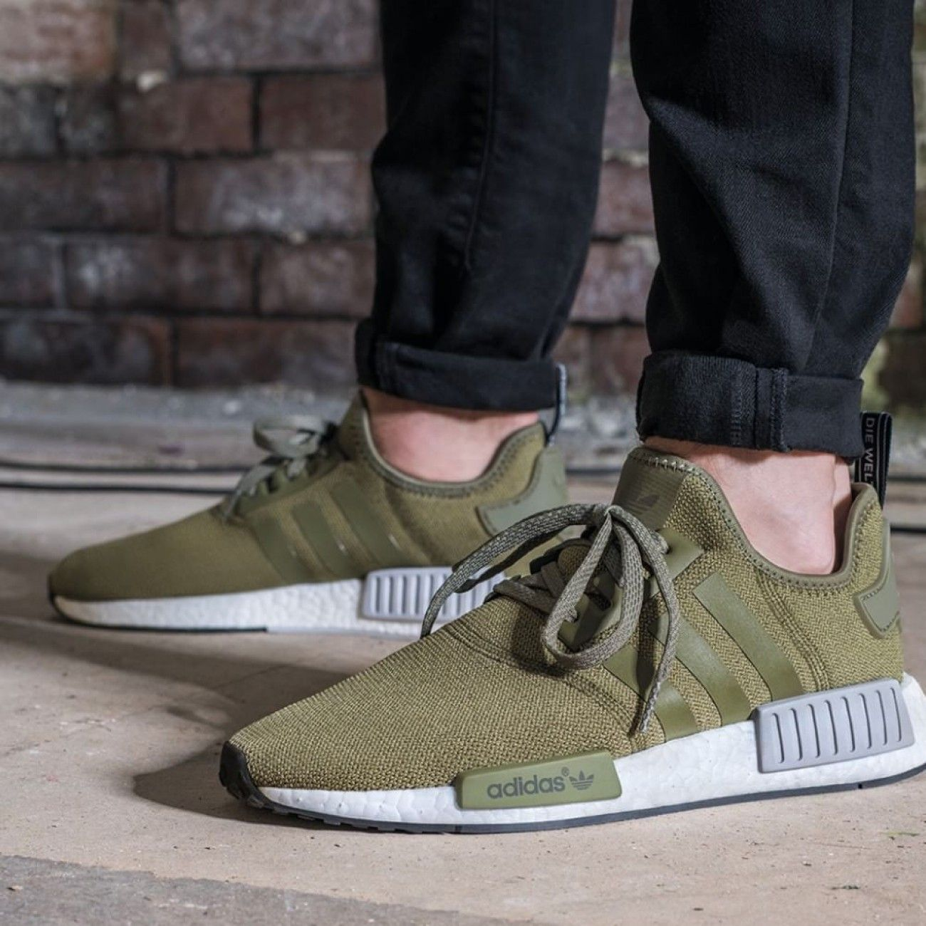 1e7f2ae90ca40 ... r1 womens primeknit utility green shoe  adidas nmd olive khaki discount  offer stylish adidas nmd shoes with comfort power sole discount outl