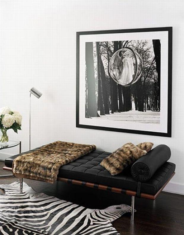 barcelona daybed schwarz barcelona daybed pinterest einrichten und. Black Bedroom Furniture Sets. Home Design Ideas