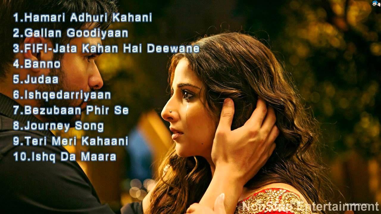 Top Bollywood Love Songs 2015 ☼ Latest Hindi Songs JukeBox