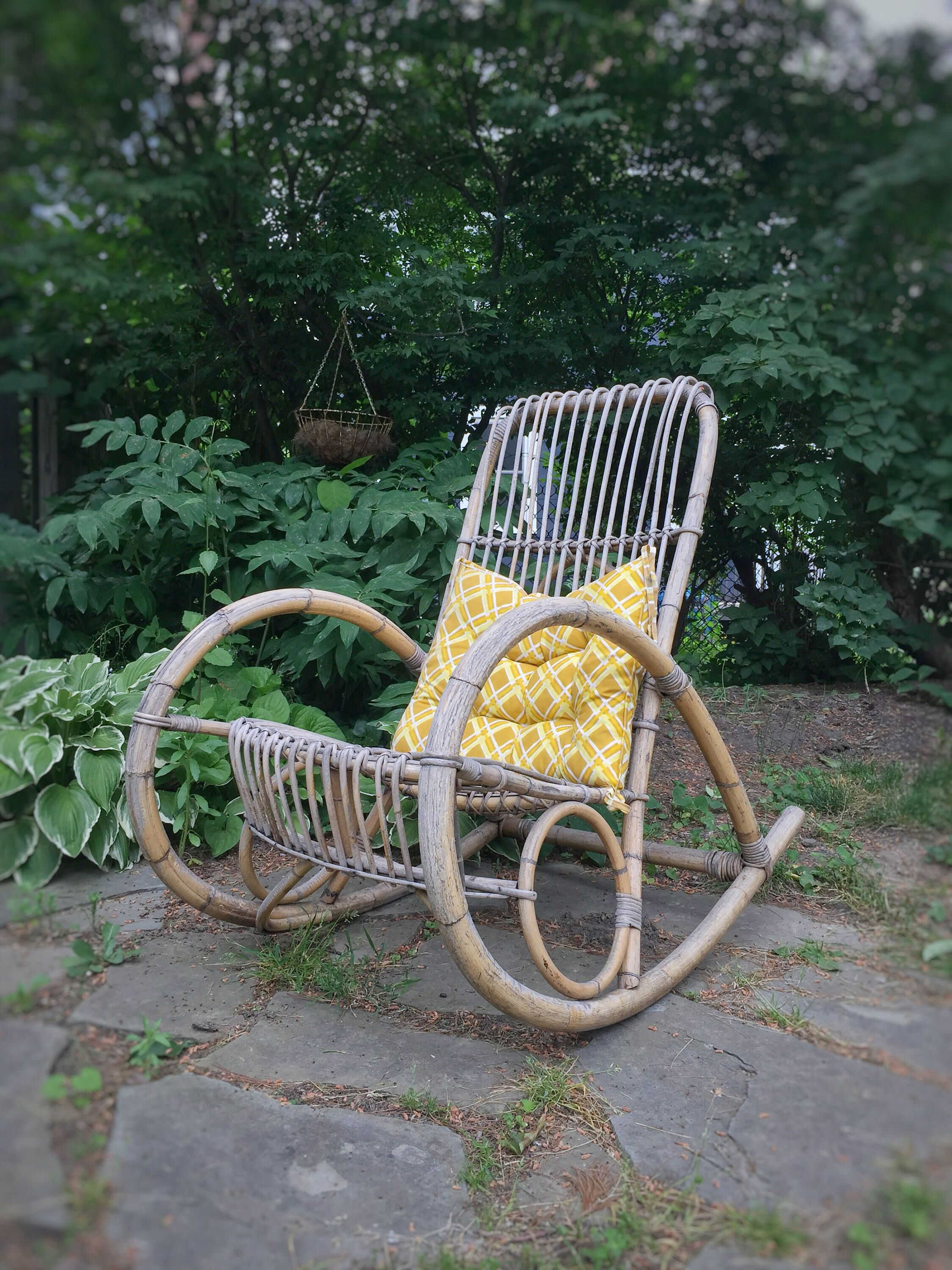 Pin by wolfeDEN on bohemian home decor Rocking chair