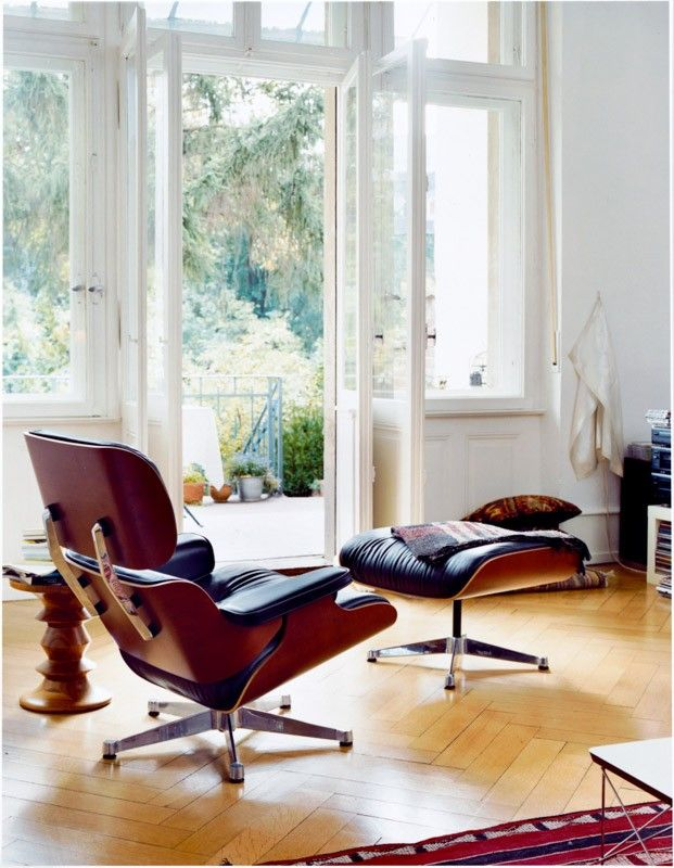 Eames Lounge Chair By Vitra Classic Version Mit Bildern