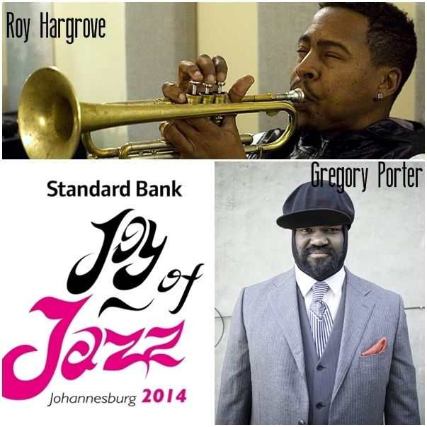 Gregory Porter And Roy Hargrove Form Part Of Our Line Up In 2014