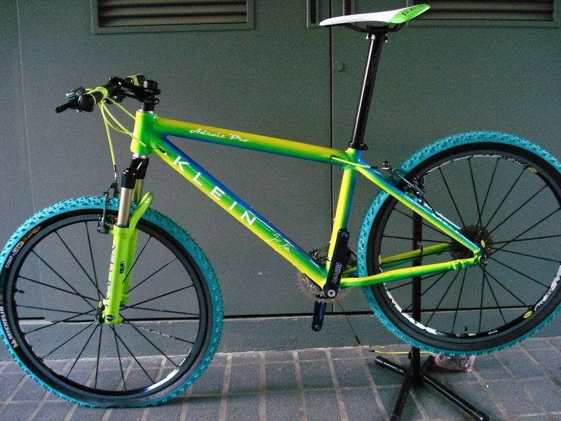 Types Of Bikes Vintage Mountain Bike Titanium Bike Retro Bike