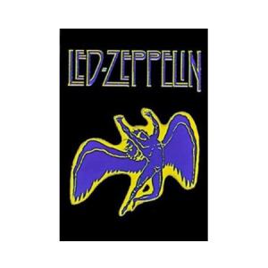 Led Zeppelin Swan Song Fabric Poster Zeppelin Fabric Poster Led Zeppelin