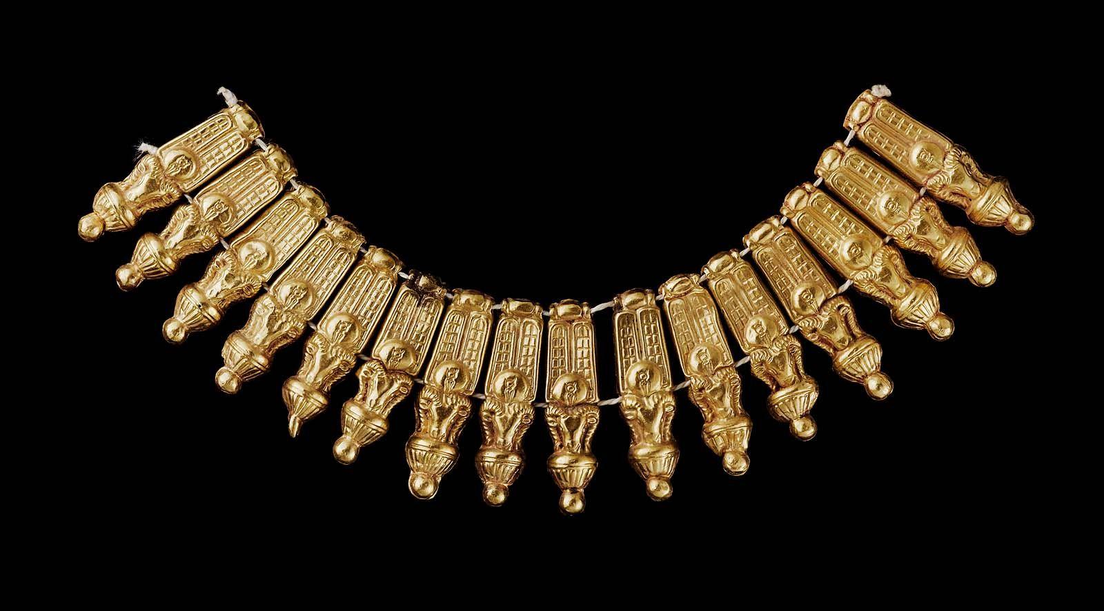 Ancient Nubian Jewelry