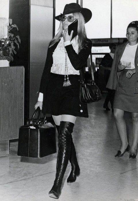 Fashion Bridget Bardot