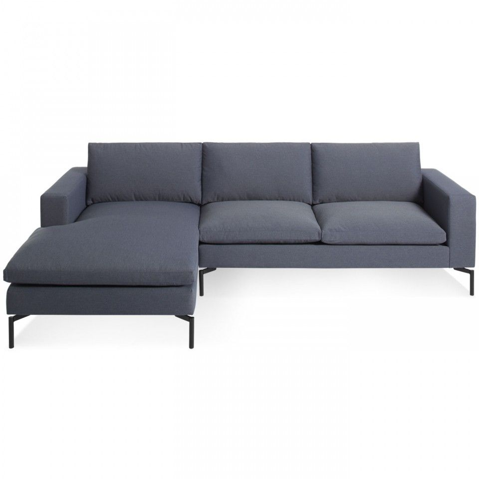 New Standard Sofa W/ Left Arm Chaise - Modern Sofas And Sectionals