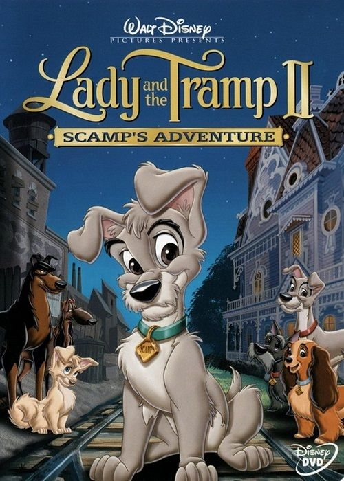 Lady And The Tramp Ii Scamp S Adventure 2001 Watch Online Openload Lady And The Tramp Ii In 2020 Animated Movies Disney Animated Movies Lady And The Tramp