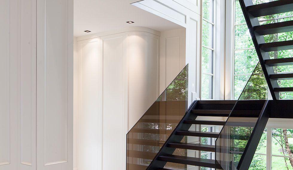 Best Smoked Glass Stair Rail Glass Railing Stairs Glass 400 x 300
