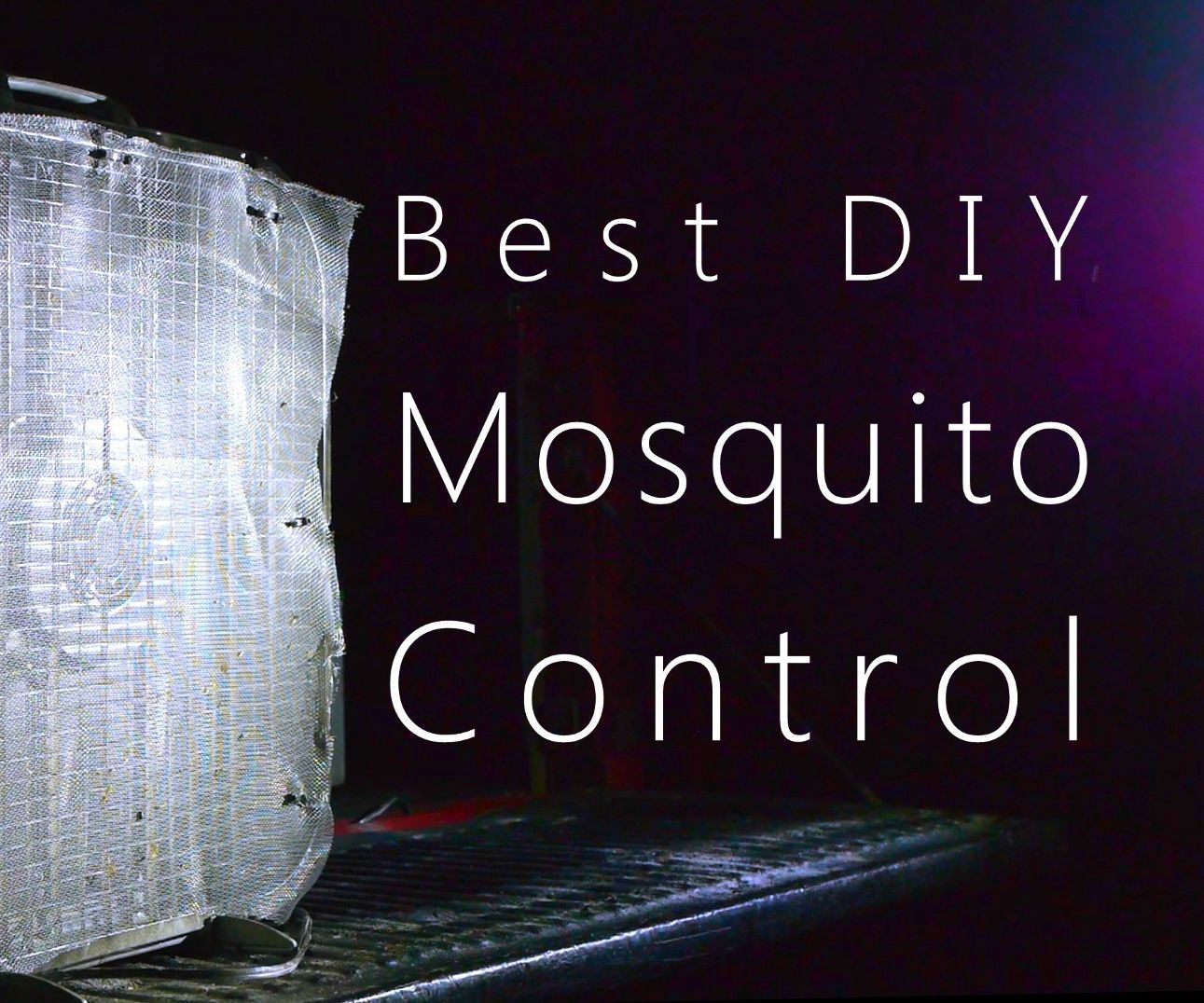 how to get rid of mosquitos facebook