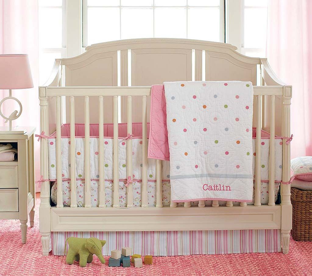Modern Baby Nursery Bedding Set