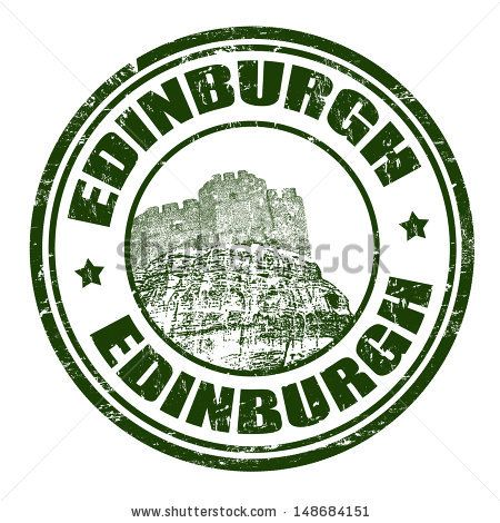 Edinburgh Stock Photos Edinburgh Stock Photography Edinburgh Stock Images Shutterstock Com Travel Stamp Travel Stickers Luggage Stickers