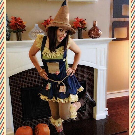 enlady-vishenka/halloween-costume-scarecrow/ 14 - scarecrow halloween costume ideas