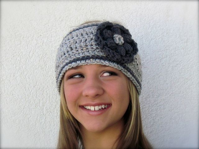 Adjustable Headwarmer For Child Or Adult Pattern By Taralee Duffin
