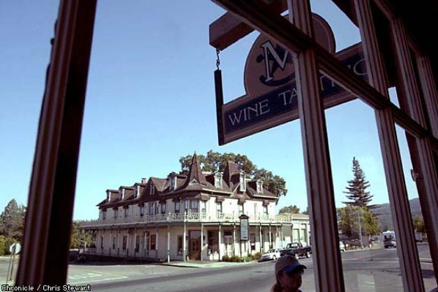 Thatcher Hotel Hopland Ca Google Search I Worked Her Many Moons Ago
