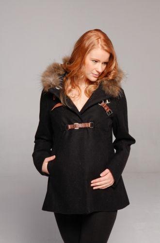 manteaux grossesse manteau de grossesse capuche. Black Bedroom Furniture Sets. Home Design Ideas