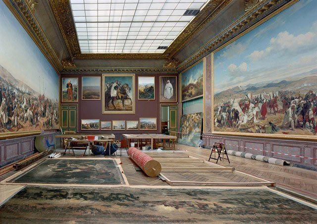 Robert Polidori  Versailles, 2005 JRNLSM Pinterest Versailles