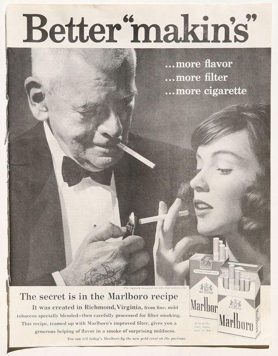 Marlboro cigarette UK market share