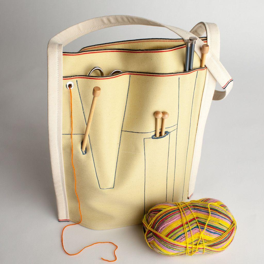 The Knit-Gig Bag