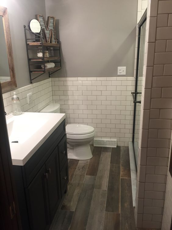 Use Porcelain Or Ceramic Floors To Give Rooms With Higher Humidity Such As Bathrooms Or Laundry