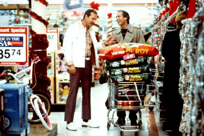 Clark & Cousin Eddie   Lampoon's christmas vacation ...
