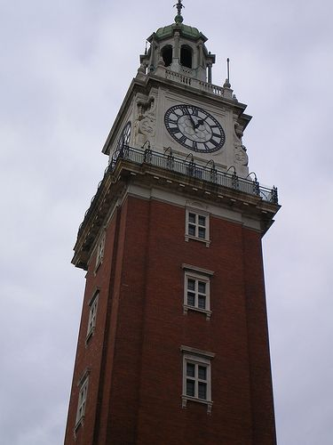 Reloj   Torre de los ingleses(Retiro)BsAs Argentina mediodia…   Flickr