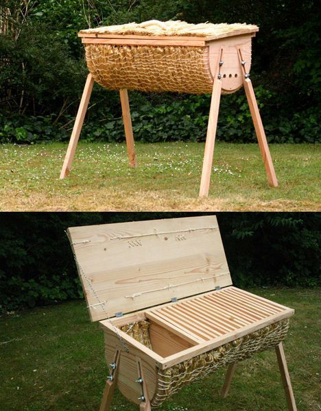Backyard Beekeeping: 12 Sweet Urban Hive Designs | Bee ...