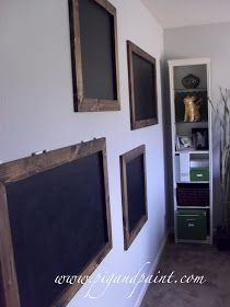 Wall Liner For Using Chalkboard Paint On Heavily Textured Walls