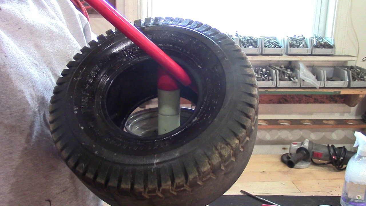 Harbor Freight Mini Tire Changer 61179 For Tractor Tires Tractor Tires Tractors Tire