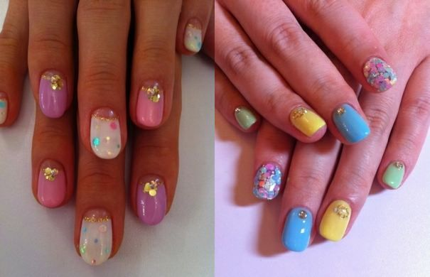 1000 images about nail designs on pinterest nail art nail art designs and captain america nails - Nail Design Ideas 2012